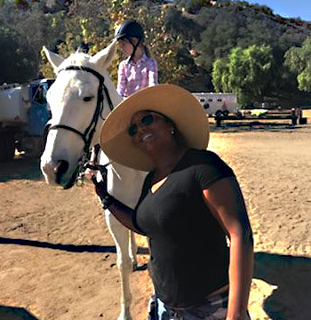 Hope Horse Ranch in Poway, California.
